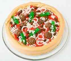 Da co hamburger thi khong the thieu pizza